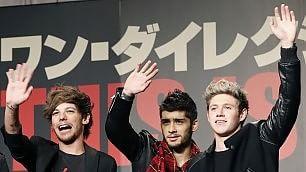 """Malik lascia gli One Direction """"Voglio la normalità""""   foto -     video"""