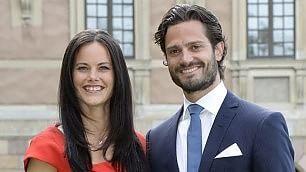 Sofia, dal topless al regno   sposerà il principe Carl Philip