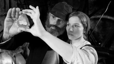 """""""Heimat"""", da una bufera di neve   foto   il film più lungo della storia del cinema"""