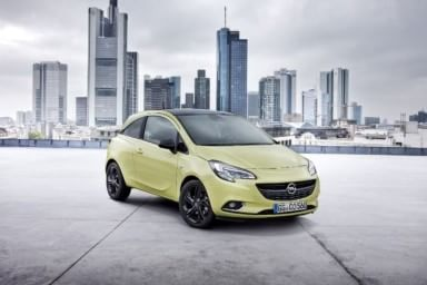 Opel Corsa, trapianto di cuore