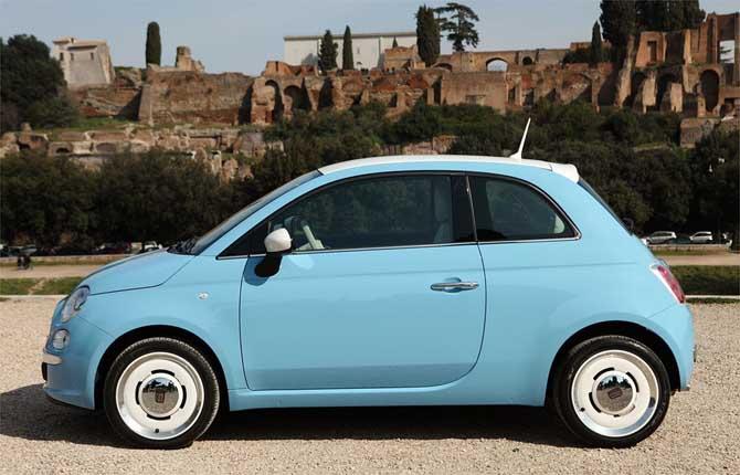 Fiat 500 Vintage 57 Omaggio Al Mito Repubblica It