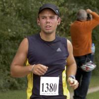 Andreas Lubitz, il copilota alla maratona di Amburgo nel 2009