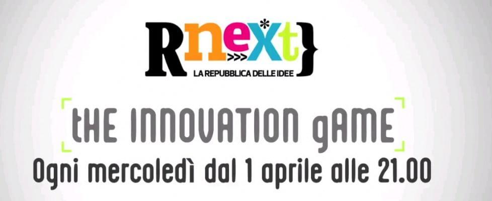 Next lanciaThe Innovation Game, nuovo format per le storie di innovazione di Repubblica