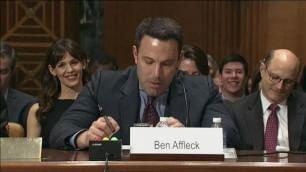 Affleck e Gates relatori al Senato contro i tagli all'Africa