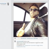 """Marchisio ko: """"Ora torno a casa"""""""