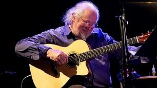 "Addio a John Renbourn    la chitarra folk dei Pentangle    Video "" No love is sorrow"""