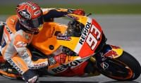 Libere, è ancora Marquez Rossi e Yamaha in ritardo