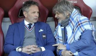 """Sampdoria, Ferrero blinda Mihajlovic: """"Resta a Genova, qui ha trovato il sole"""""""