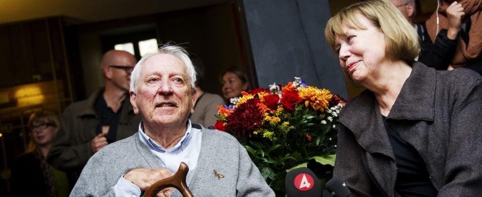 Addio al poeta Tranströmer, Nobel nel 2011