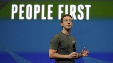 Facebook, positivo il primo test su velivolo per il web nelle aree remote