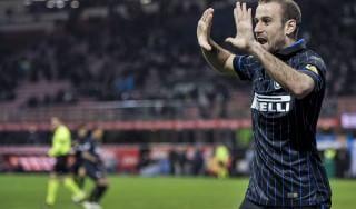 """Inter, Palacio: """"I gol? Mi interessano solo quelli utili. Non siamo da metà classifica"""""""