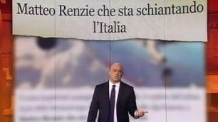 """Crozza e il disastro Germanwings """"Non si specula sulle tragedie"""""""