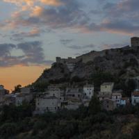 Abruzzo, crollo del costone: Roccascalegna chiede aiuto per salvare il Castello Medievale