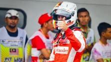 La pole è di Hamilton Vettel super, è secondo   ''Ferrari  vuole vincere''