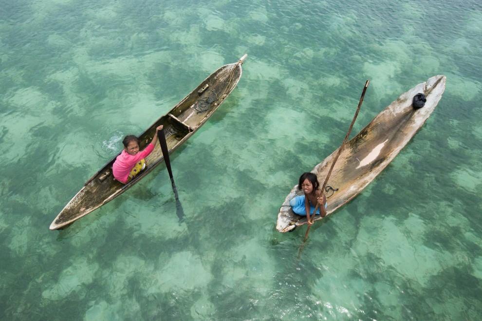 Borneo tra i piccoli nomadi dei mari una vita nell 39 acqua for Piccoli progetti di palafitte