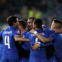 Bulgaria-Italia, il film della partita