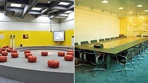 Sala riunioni: da Google a Nestlé Ecco dove i manager decidono