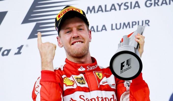 """Vettel: """"Una giornata indimenticabile""""   foto"""