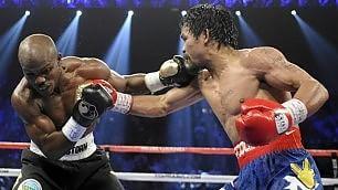 Mayweather-Pacquiao  sfida oltre la boxe   foto    di LUIGI PANELLA