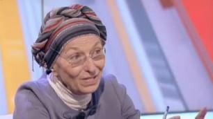Emma Bonino: ''La morte? Ho più paura del dolore''
