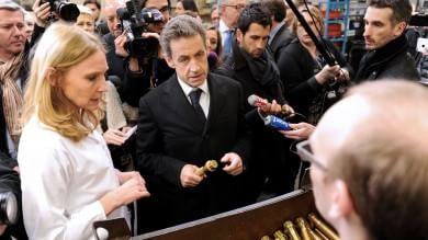 Francia: trionfa Sarkozy, crolla Hollande a Ump quasi 70 dipartimenti su 101   foto