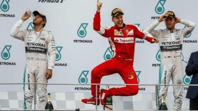 F1, Ferrari show al Gp di Malesia   Foto   Vettel domina, Hamilton battuto   Foto