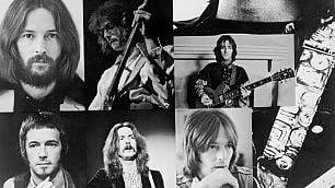 "Buon compleanno, mr. Clapton ""Slowhand"" compie 70 anni"
