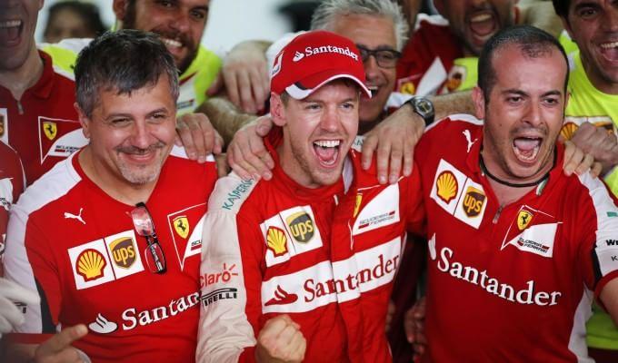 Vettel e l'ingegnere colto I segreti della Ferrari