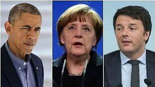 I 10 leader più pagati al mondo Matteo Renzi al decimo posto