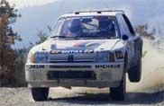 205 T16 e l'operazione C15 di Peugeot Italia