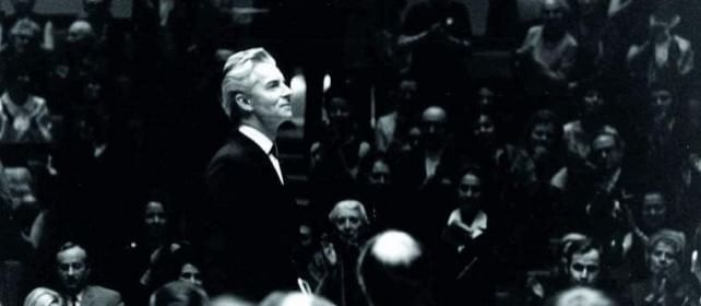 Von Karajan, sovrano sul podio