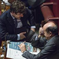 """Civati a minoranza Pd: """"Non votiamo in direzione"""". Bersani: """"Renzi faccia sintesi, no aut..."""