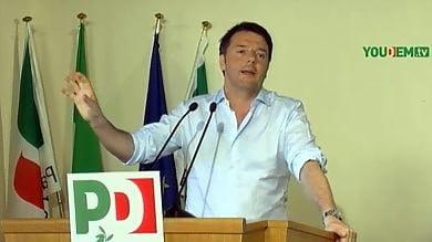 Pd, direzione approva Italicum  Strappo minoranza che non vota Renzi: no a ritocchi e ricatti    video