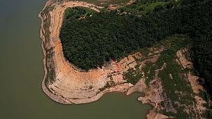 Alla scoperta delle dighe    quelle mai viste (dall'alto)