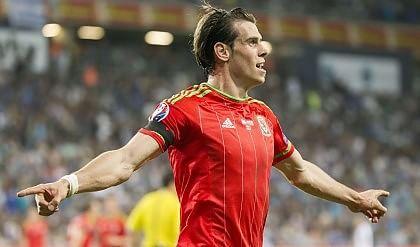 Il Bolt del calcio è Bale   foto   palla al piede è il più veloce
