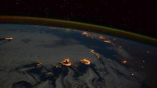 Scambio di foto nello Spazio AstroSam risponde a Galileo
