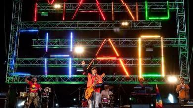 Manu Chao torna in Italia    foto    la festa è il 20 giugno a Monza