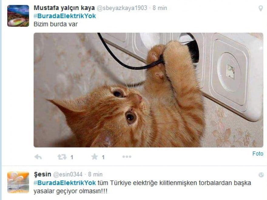 Turchia Paralizzata Dal Blackout Ironia Su Twitter Tremate I