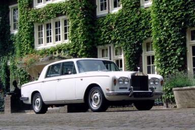 Silver Shadow, la Rolls Royce dei record compie 50 anni