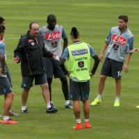 Napoli, Benitez fa catenaccio sul futuro: ''Penso solo a vincere il più possibile''