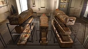 Nasce il nuovo museo egizio la visita in anteprima    video