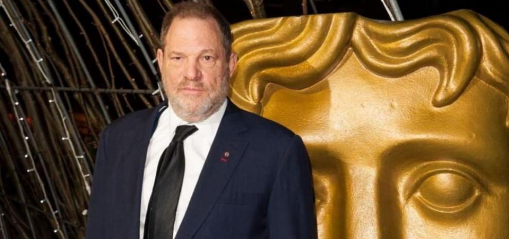 Il produttore Harvey Weinstein accusato di molestie sessuali