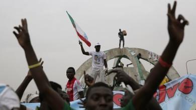 Nigeria, Buhari vince le elezioni   foto    risultato storico : si cambia senza golpe