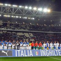 Italia-Inghilterra, il film della partita