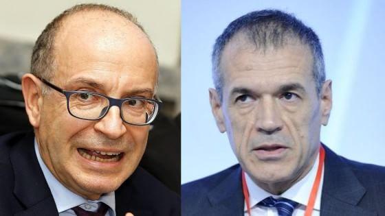 Spending Review, i dossier di Cottarelli nelle mani di Gutgeld
