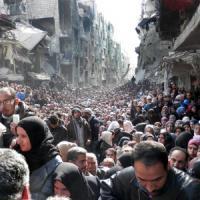 Siria, Is controlla campo profughi palestinese a sud di Damasco