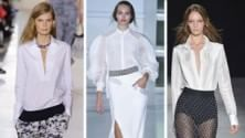 10 camicie bianche e 10 modi per portarle