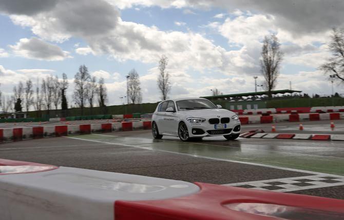 Bmw Driving Experience, la sicurezza si impara giocando