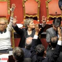 """M5S, indagine sugli scontri in aula su """"Sblocca Italia"""". Grasso alla Procura: """"Difetto di..."""