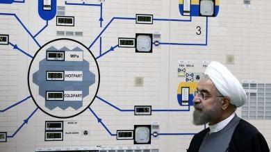 """Nucleare Iran, i timori della Casa Bianca   """"Teheran non offre impegni tangibili""""   vd"""
